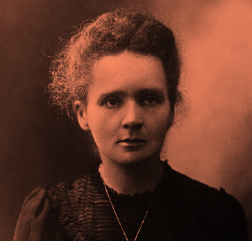 La depresión tras el Nobel de Marie Curie